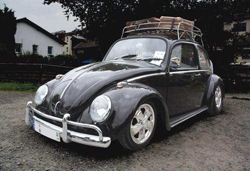 Volkswagen Beetle doanhnhansaigon