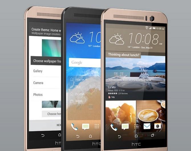 HTC công bố HTC One ME, smartphone đầu tiên sử dụng chipset MediaTek Helio X10