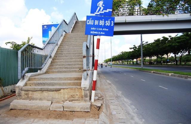 lún nứt, đường Võ Văn Kiệt, công ty 577, đình chỉ, thi công