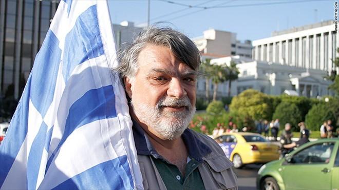 Người Hy Lạp rối bời trước khả năng chia tay đồng euro