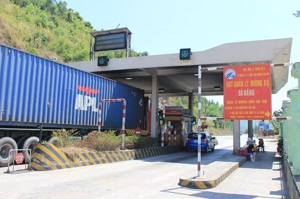 tram thu phi Nam Hai Van