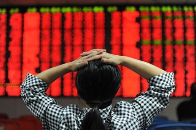 Thị trường cổ phiếu Trung Quốc sụp đổ, khiến nhiều công ty công nghệ nước ngoài chịu ảnh hưởng nặng nề.