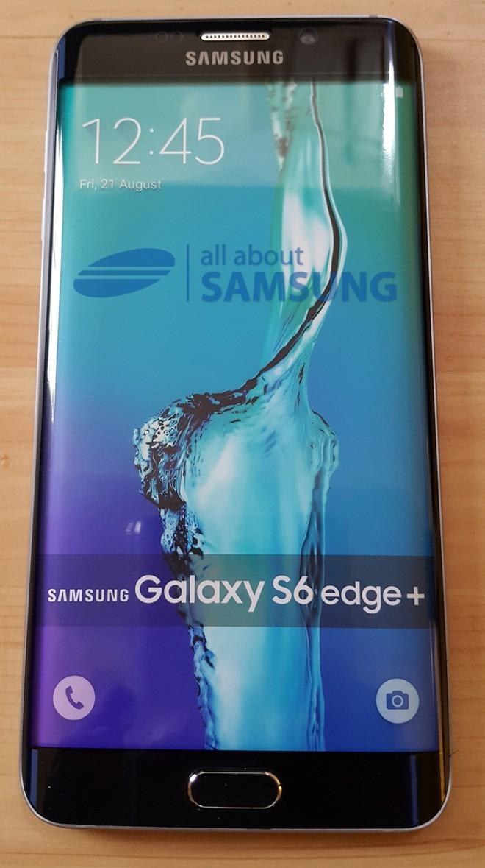 Samsung Galaxy S6 Edge Plus rò rỉ ảnh thực tế