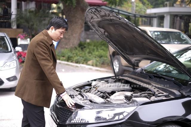 Thường xuyên kiểm tra, bảo dưỡng xe để duy trì độ ổn định và chất lượng của chiếc xe.