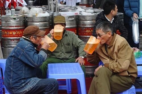 Việt Nam, Thái Lan, Philippines: Tăng trưởng rượu bia vượt tăng trưởng kinh tế - ảnh 2