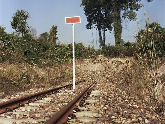 1 Tuyến đường sắt nối Lào với Trung Quốc dài 420km