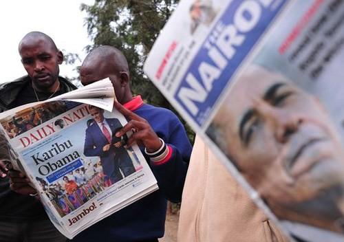 Kenya bố trí an ninh như thế nào để bảo vệ Tổng thống Obama? - ảnh 6