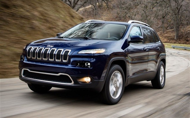 Jeep Cherokee của Fiat Chrysler.