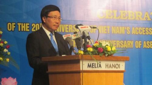 ASEAN sẽ phát hành bộ tem chung - ảnh 1