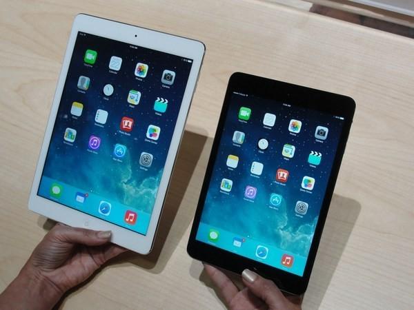 iPad giữ vị trí quán quân trên thị trường máy tính bảng