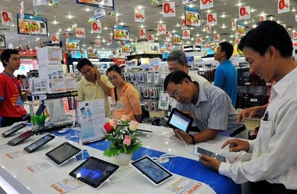 bán lẻ, siêu thị điện máy, thua lỗ, phá sản, doanh thu, bán-lẻ, siêu-thị-điện-máy, thua-lỗ, phá-sản, tài-chính, khó-khăn, lợi-nhuận, điện-máy
