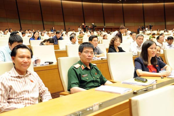 ĐBQH, tuyên thệ, nội quy kỳ họp