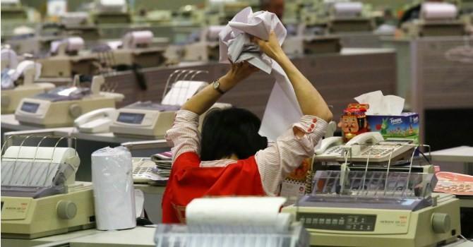 Chứng khoán Trung Quốc tiếp tục giảm sốc
