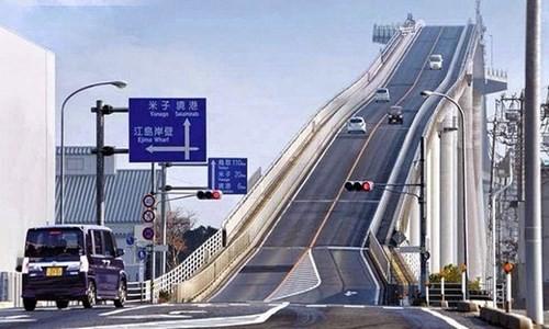 Những cây cầu độc đáo trên thế giới - ảnh 2