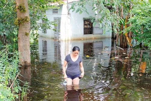 Ngập hầm chung cư, ô tô, xe máy chìm trong nước: Cư dân Green Hills thiệt hại hàng tỉ đồng - ảnh 10