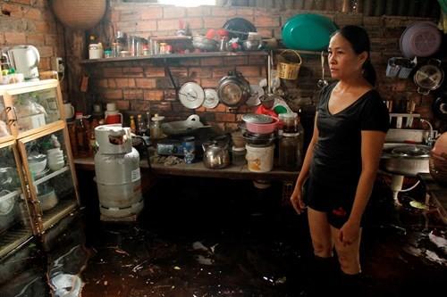 Ngập hầm chung cư, ô tô, xe máy chìm trong nước: Cư dân Green Hills thiệt hại hàng tỉ đồng - ảnh 11