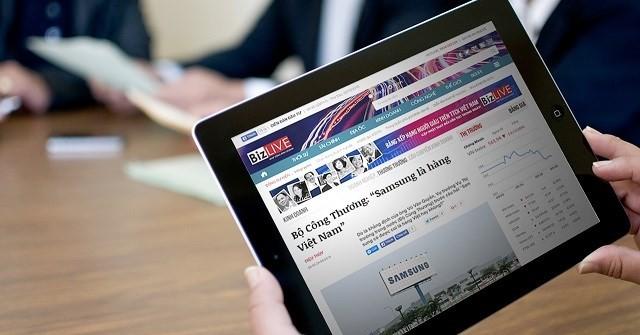 Ra mắt chuyên mục BizNEWS dành cho nhà đầu tư nước ngoài
