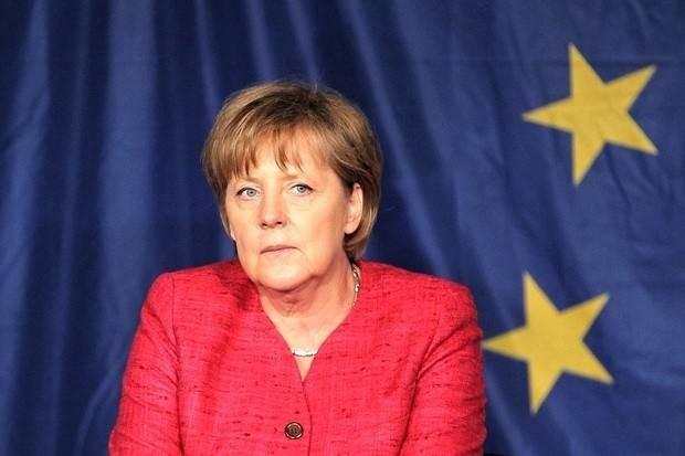 Nữ Thủ tướng Đức Angela Merkel là ứng viên sáng giá cho giải Nobel Hòa bình năm nay. Ảnh: Times
