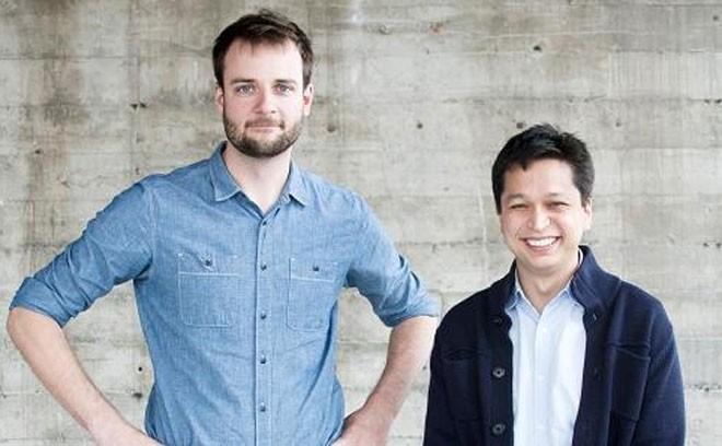 <b>9. Pinterest</b></div><div>Giá trị vốn hóa ước tính: 11 tỷ USD</div><div>Số vốn đã huy động được: 1,3 tỷ USD</div><div>Nhà sáng lập: Ben Silbermann (phải) và Evan Sharp