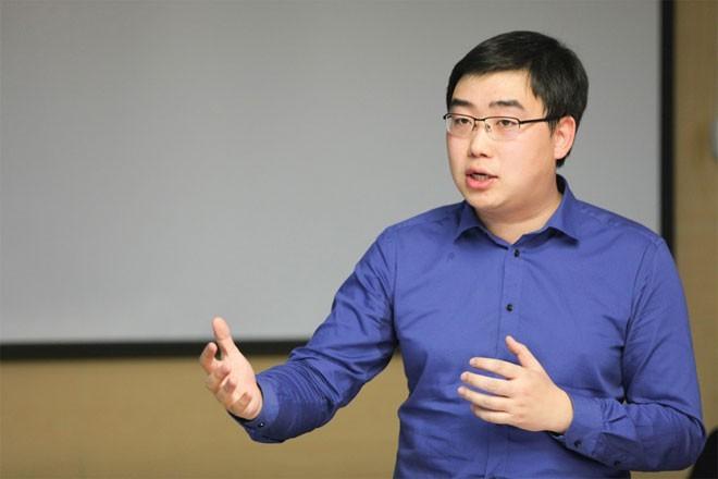 <b>6. Didi Kuaidi</b></div><div>Giá trị vốn hóa ước tính: 16 tỷ USD</div><div>Số vốn đã huy động được: 4 tỷ USD</div><div>Nhà sáng lập: Cheng Wei (ảnh)