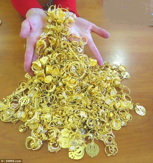 Đấu giá 150 kg vàng buôn lậu được định giá 82,5 tỉ đồng - ảnh 8