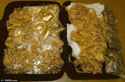 Đấu giá 150 kg vàng buôn lậu được định giá 82,5 tỉ đồng - ảnh 5