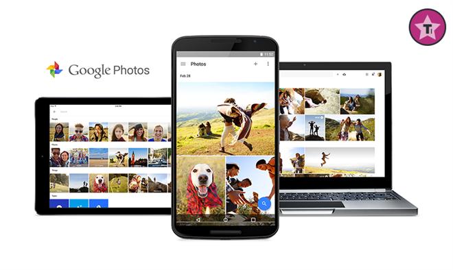 Google Photos, giải pháp quản lý hình ảnh. Ứng dụng quản lý và lưu trữ hình ảnh trên thư viện đám mây với giao diện đơn giản đi kèm nhiều tính năng như nhận diện khuôn mặt, khả năng tìm kiếm,...