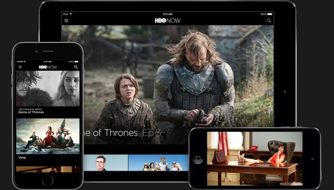 HBO Now, thay đổi cách thức xem truyền hình. Cùng với sự phát triển vũ bão của ngành công nghiệp di động, màn hình TV đã chuyển sang máy tính bảng và smartphone. HBO Now là ứng dụng độc quyền của Apple ra mắt vào đầu năm nay nhưng hiện tại đã có sẵn trên nhiều nền tảng khác. Người dùng cần trả 14,99 USD hàng tháng để xem các nội dung của HBO. Tuy nhiên, app chưa có tại thị trường Việt Nam.