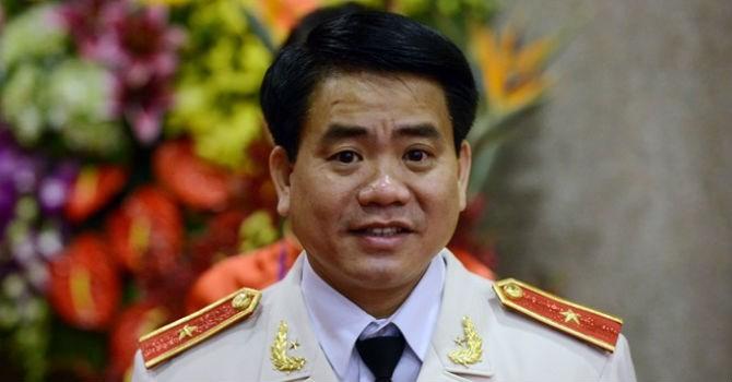 Giới thiệu ông Nguyễn Đức Chung ứng cử Chủ tịch Hà Nội