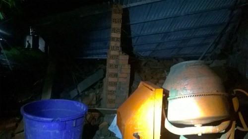 Sập nhà đang xây tại TPHCM, 11 người thương vong - ảnh 4