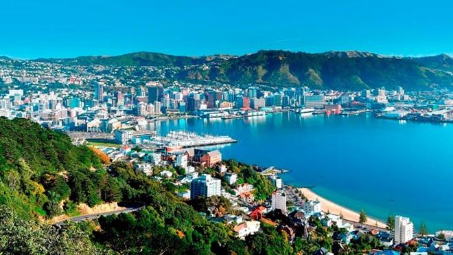 7. New Zealand (tốt nhất) Điểm số khoảng cách: 86,79 Mức thu nhập: 0,3% Tổng thuế suất: 34,3% Thu nhập bình quân đầu người: 43.837 USD.