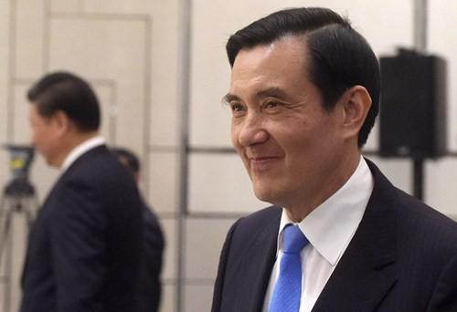 Người Đài Loan 'không hài lòng' với cuộc gặp Tập Cận Bình - Mã Anh Cửu - ảnh 2