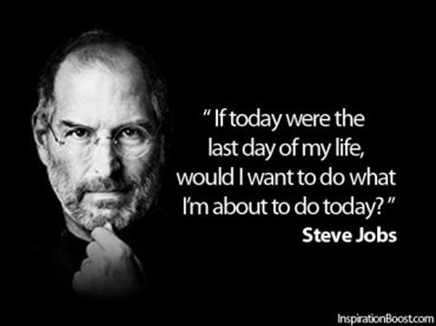 Steve Job, Iphone, Ipad, Apple, lời trăn trối, suc khoe, hanh phuc, giau co, dao Phat, đạo Phật, người thành công, doanh nhân