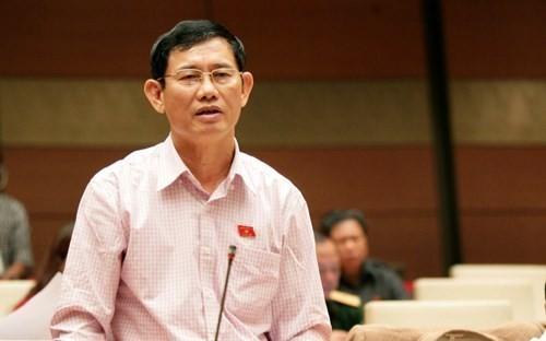 ĐBQH Nguyễn Ngọc Phương - Phó trưởng đoàn ĐBQH tỉnh Quảng Bình (Ảnh: internet)