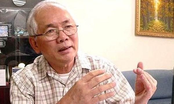 Luật sư Trần Quốc Thuận – nguyên Phó Chủ nhiệm Văn phòng Quốc hội. (Ảnh: Internet)