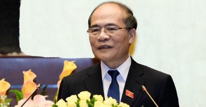 Chủ tịch Nguyễn Sinh Hùng làm Chủ tịch Hội đồng bầu cử Quốc gia