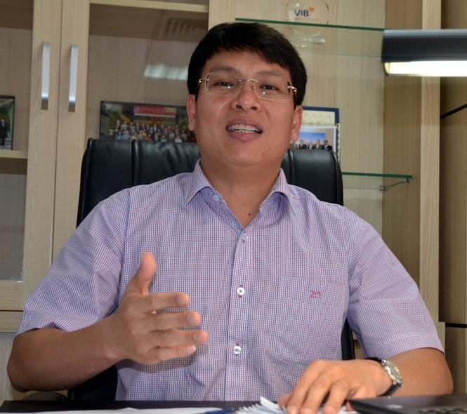 Ông Mai Văn Hà - Ảnh: C.V.K.