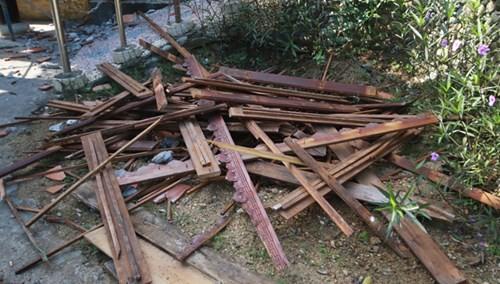 Tháo dỡ 'biệt phủ trăm tỷ' xây không phép ở Hải Vân - ảnh 9