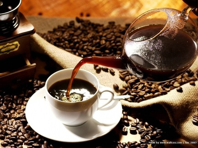 Thế giới dùng hương cà phê, không dùng vị cà phê. Nguồn: Internet.