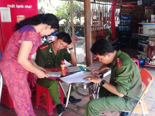 Dr Thanh, Tan Hiep Phat, Ca Mau.