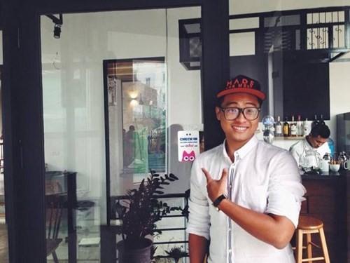 Nguyễn Hoàng Trung - CEO 9X của Lozi doanhnhansaigon