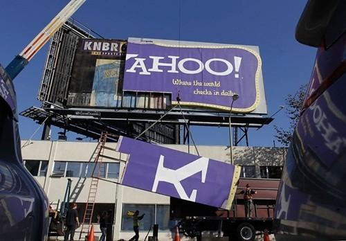 Yahoo nhận quả đắng sau thời gian dài lạc lối trong mcụ tiêu dài hạn. Ảnh: Chronicle.