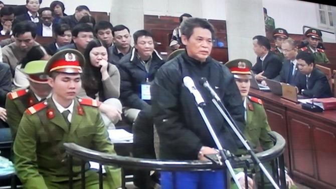 Bị cáo Phạm Thanh Tân - Ảnh: Tâm Lụa