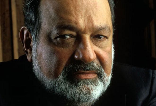 <b>1. Carlos Slim</b></div><div>Giá trị tài sản ròng: 53,5 tỷ USD</div><div>Giảm so với đầu năm (tính đến ngày 24/12): 19,2 tỷ USD, tương đương giảm 26%</div><div>Tài sản lớn nhất: Tập đoàn viễn thông America Movil</div><div>Nguồn gốc tài sản: Tự thân</div><div>Xếp hạng tỷ phú thế giới: 5