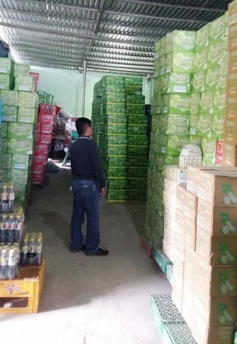 64 chai Dr. Thanh co can: Phat dai ly phan phoi