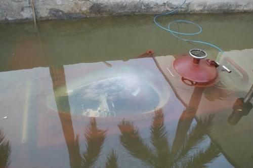 Tàu ngầm Hoàng Sa thử nghiệm thành công tính năng mới - ảnh 1
