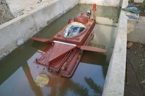 Tàu ngầm Hoàng Sa thử nghiệm thành công tính năng mới - ảnh 2