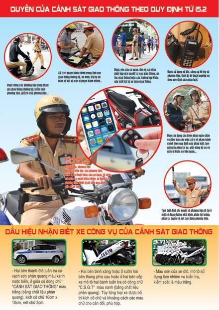 Hotline, 'tố' cảnh sát, CSGT, lạm quyền, trưng dụng tài sản