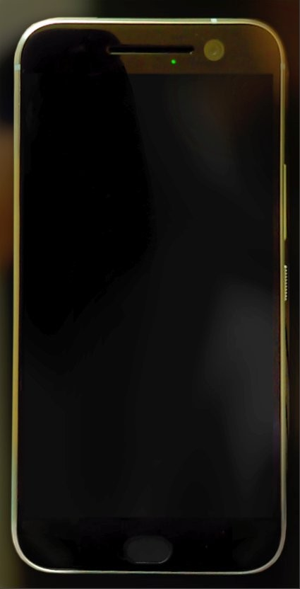 Ảnh rò rỉ của HTC M10.