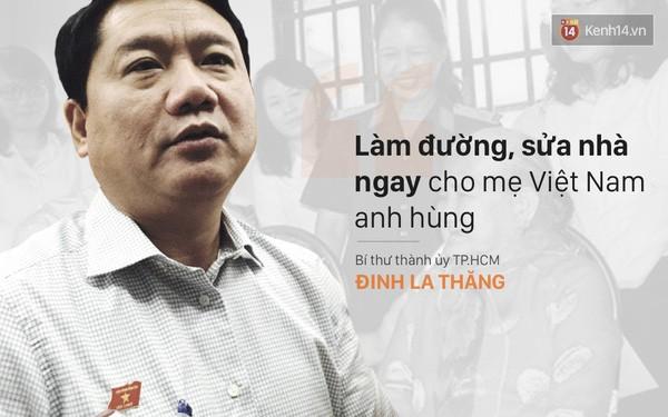 Chỉ đạo của Bí thư sau chuyến ghé thăm nhà Mẹ Việt Nam anh hùng ngày 18-2
